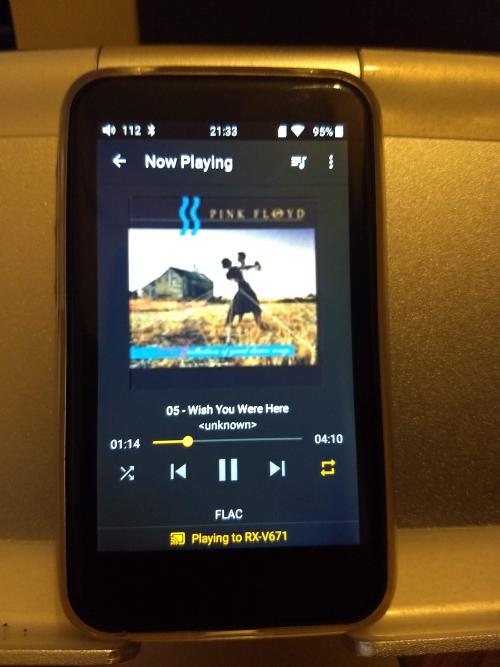 FiiO M6-Ultra-Portable Inexpensive Smart Hi-Res Player, Wi