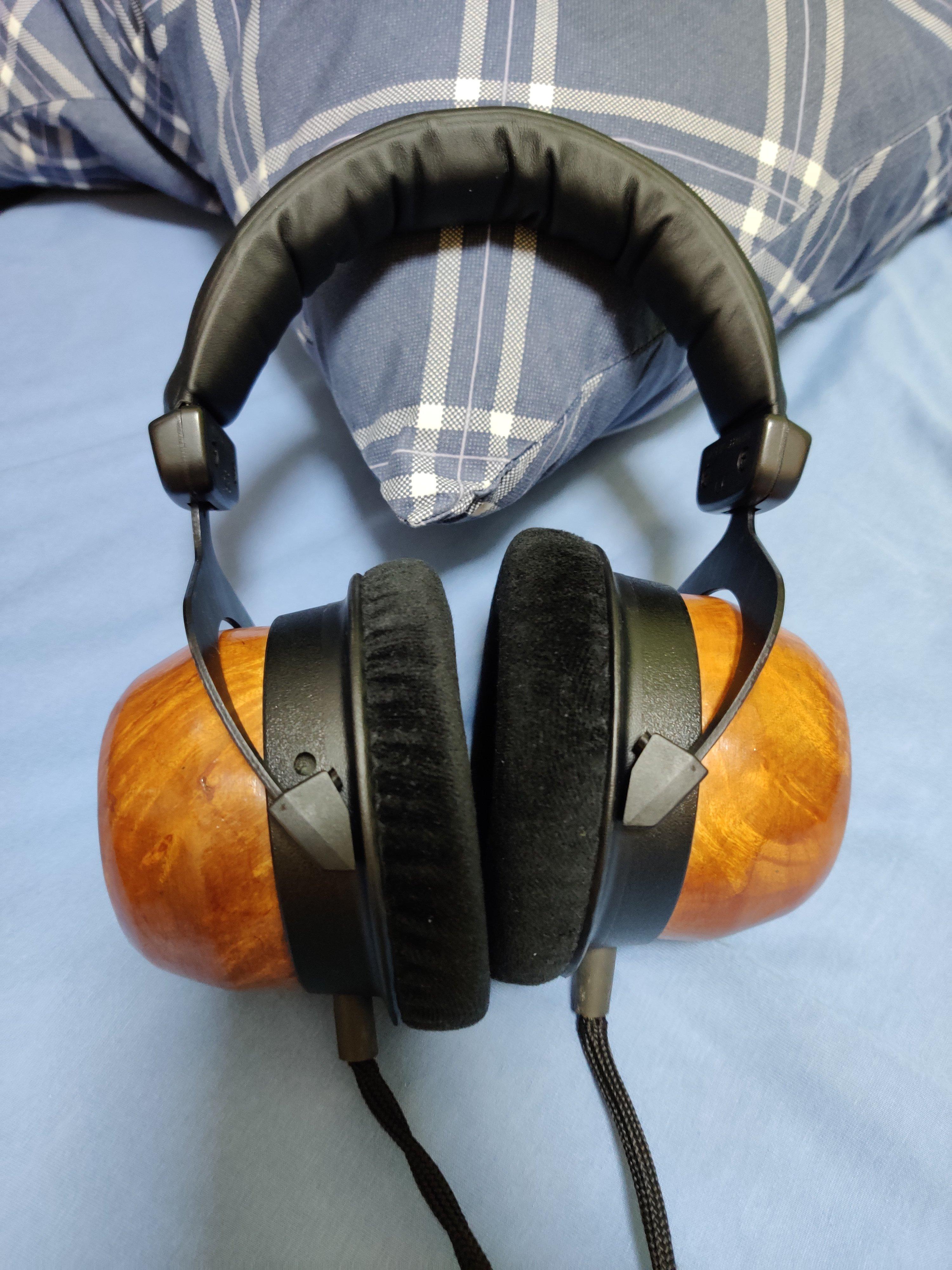 FT/FS My Darth Beyer V3 for your TR-X00 or TH-X00   Headphone