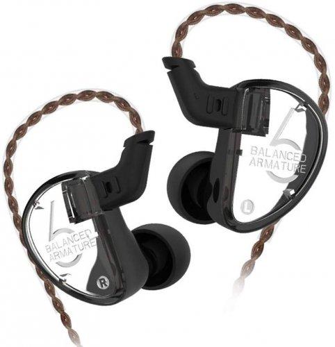 KZ AS06  in-ear monitor