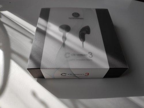 Simphonio Dragon 3 Dynamic Driver Audiophile HiFi Earbuds Earphone