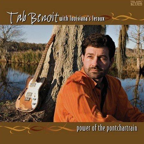 Tab Benoit - Power of the Ponchartrain.jpg
