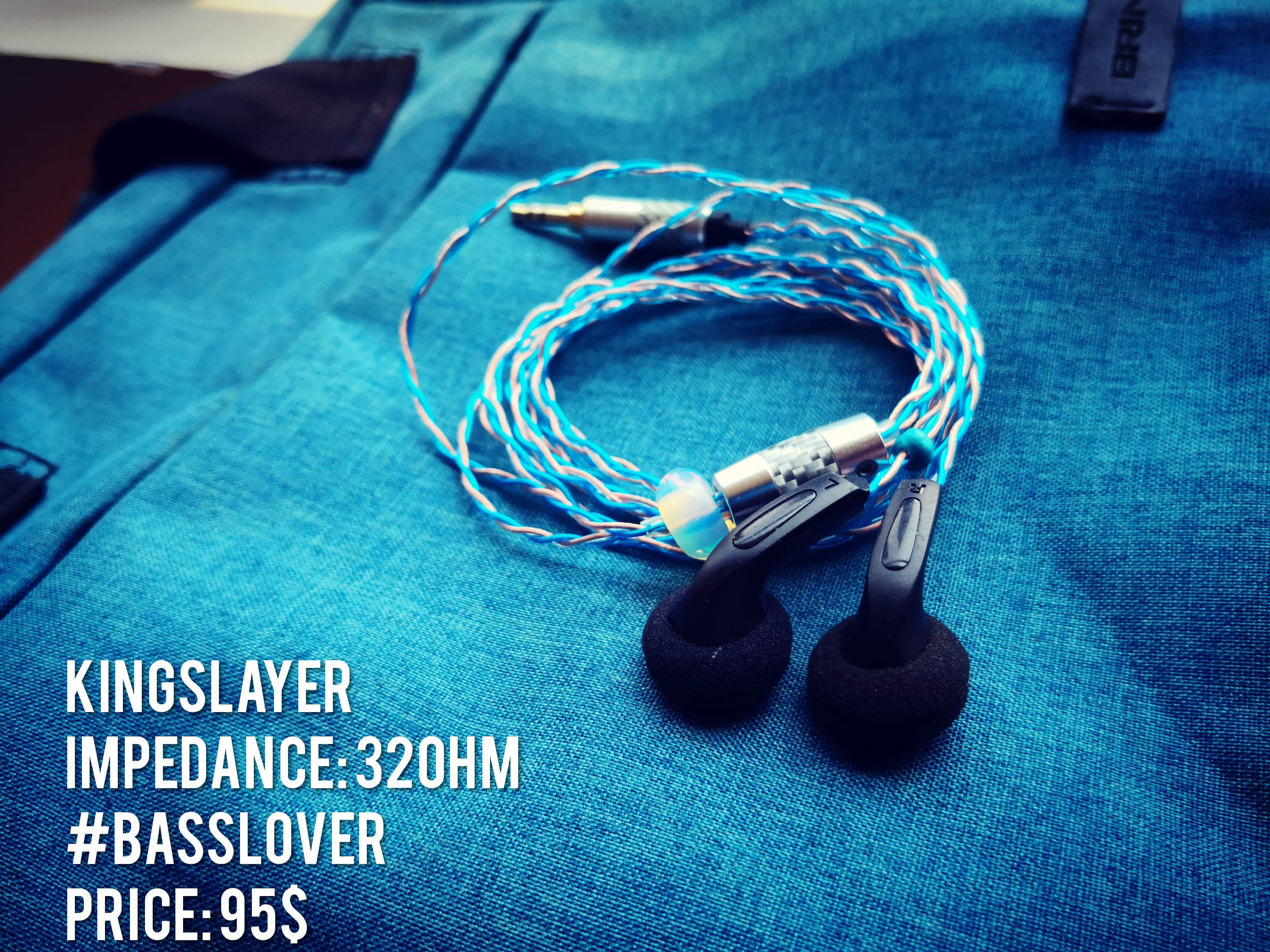 Moonbuds Kingslayer | Headphone Reviews and Discussion