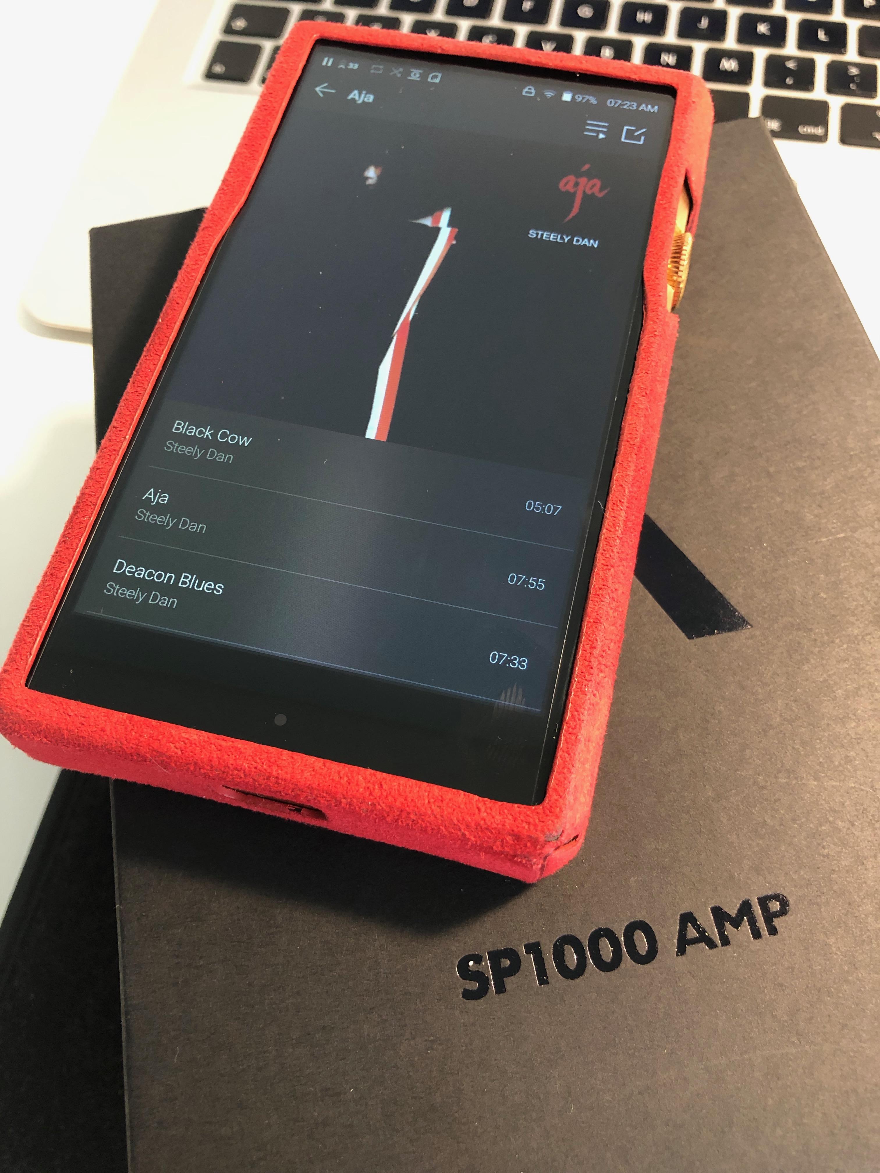 New TOL A&K DAP : the AK Ultima SP1000 | Page 461 | Headphone