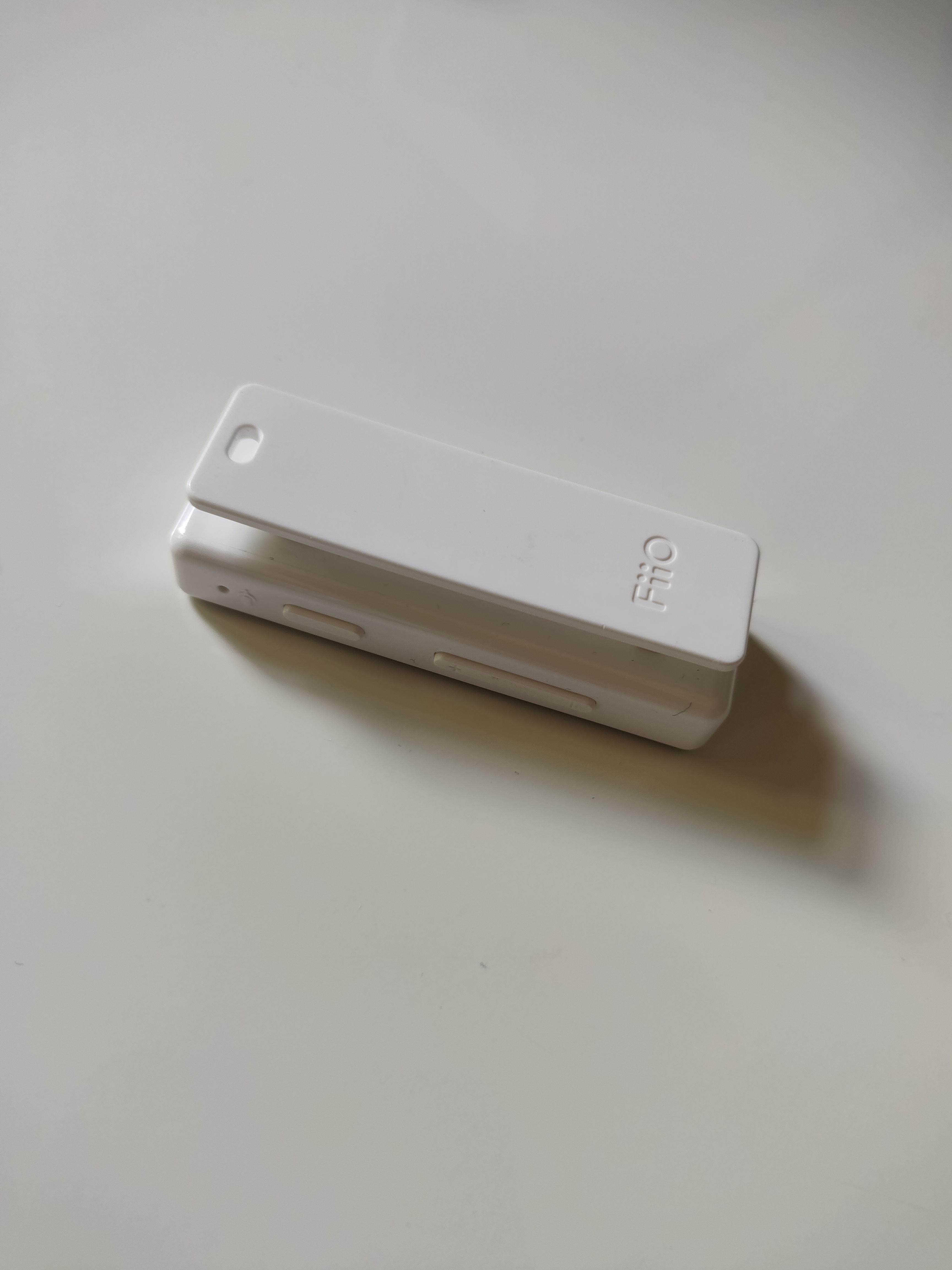 SOLD: FiiO uBTR bluetooth receiver   Headphone Reviews and