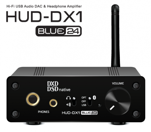 Audinst HUD-DX1 Blue24