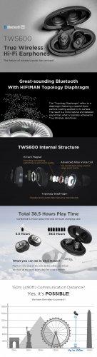 HIFIMAN TWS 600