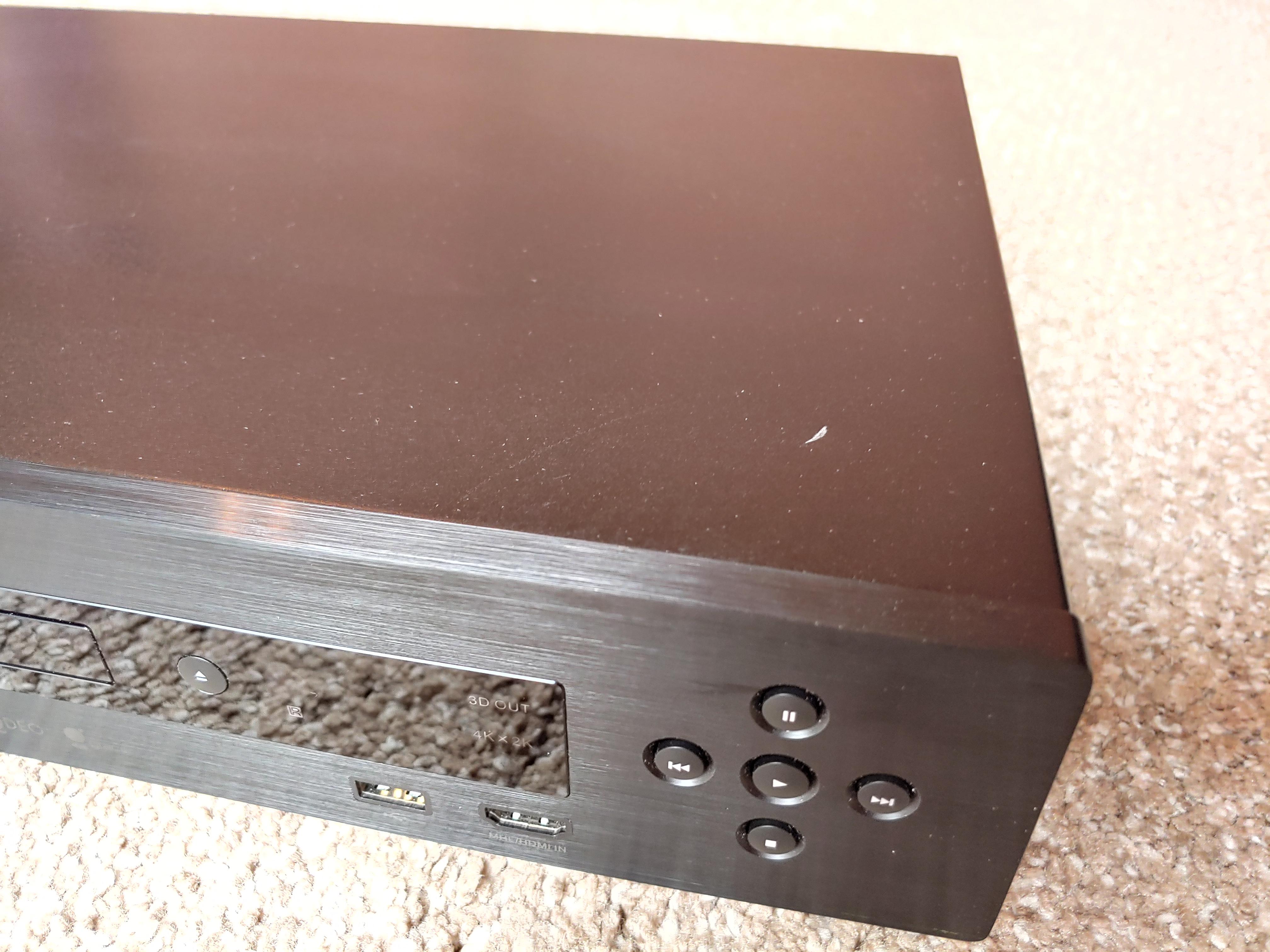 H] Oppo BDP-103 Blu-ray/SACD player [W] Bluesound Node 2