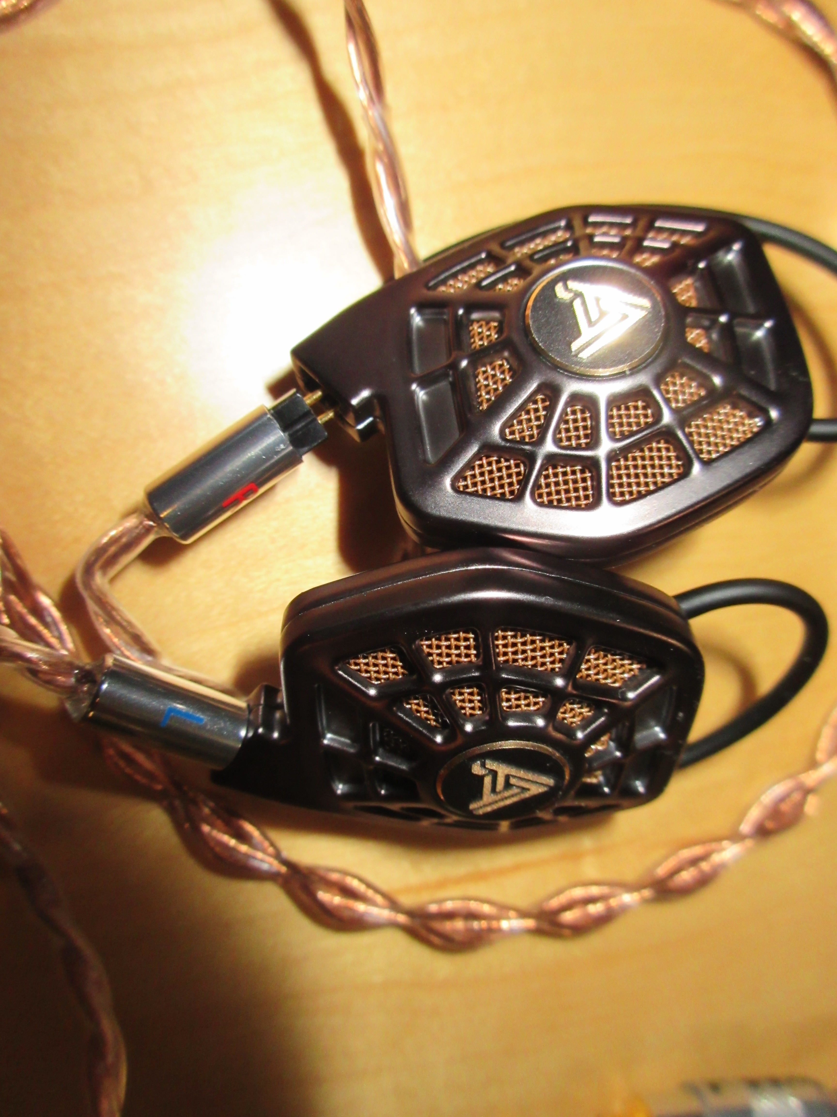 Audeze Isine20 And Pw Audio Anniversary Series No 5 Copper