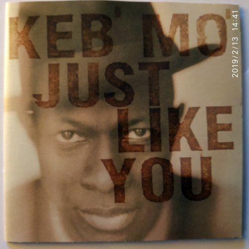 Keb' Mo' - Just Like You.jpg