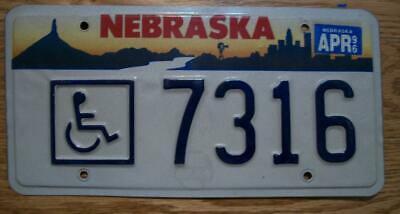 Single-Nebraska-License-Plate-1996-7316.jpg