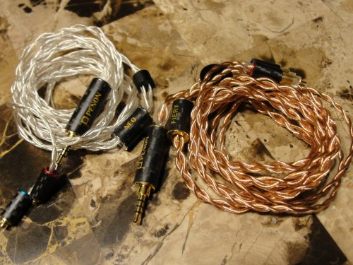 Penon Neo and Fiery iem cables