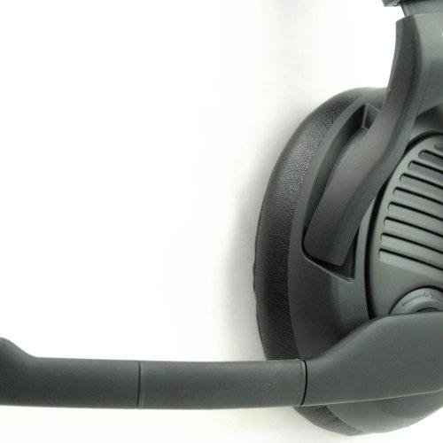 Dekoni Choice Leather Pads for Sennheiser PC37X/HD5XX series