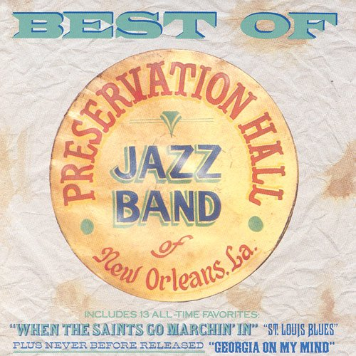 Preservation Hall Jazz Band - Best of Preservation Hall Jazz Band.jpg
