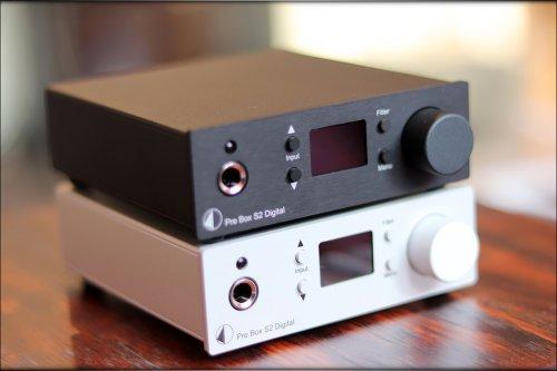 Pro-Ject Pre Box S2 Digital DAC/PREAMP
