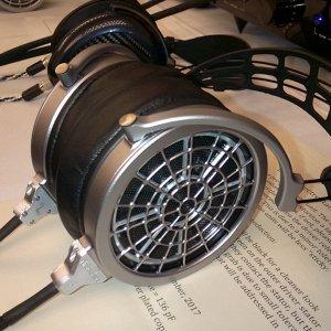 MrSpeakers Ether Electrostat