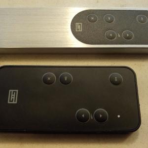 Old vs New Remote