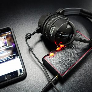 Chord Electronics Mojo/Poly Running Chord's Gofigure App