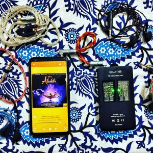 Finally got some time to test all earbuds together!! #travelsetup #v30 #auneb1  #nightshademoon(500ohm) #willsoundmk150(8-core copper) #willsoundmk300