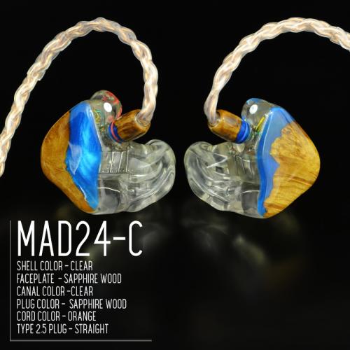 Ambient Acoustics MAD24