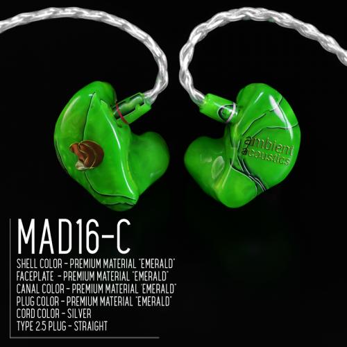 Ambient Acoustics MAD16