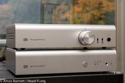 Schiit Audio Asgard 3 Desktop Headphone Amplifier