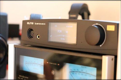 Aune S6 PRO DAC / Balanced Headphone AMP