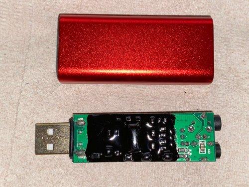 Prodigy Electronics D2A-HPA USB Dongle
