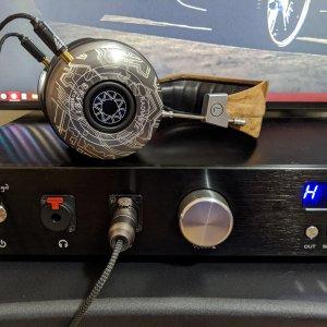 Spirit Torino Radiante 1706 on Audio-gd R-27
