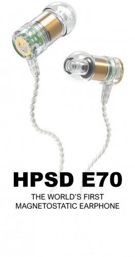 Earbridge HPSD E70