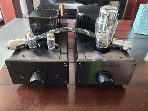 Woo Audio WA6SE 2nd Generation