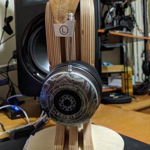 Spirit Torino headphone stand