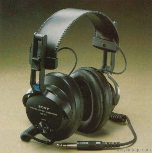 Sony DR-S4 Dynamic Stereo Headphone