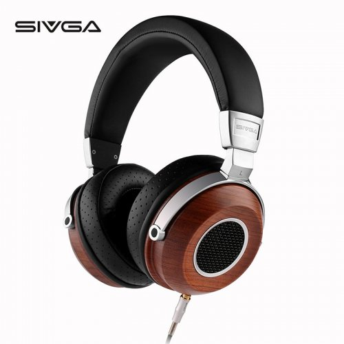 SIVGA SV004 - wooden budget-friendly headphones