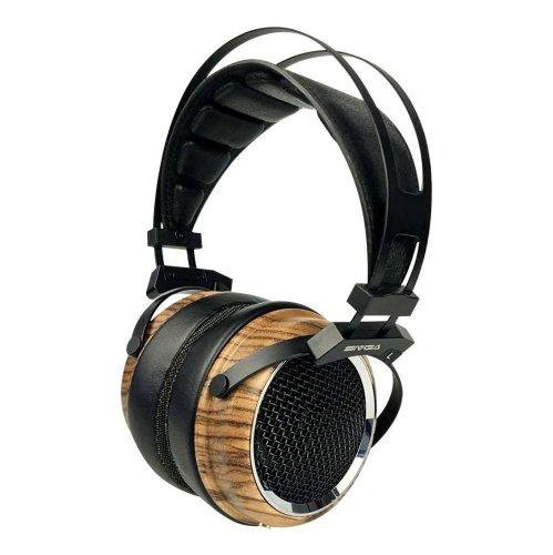 SIVGA Phoenix - wooden flagship dynamic driver headphone