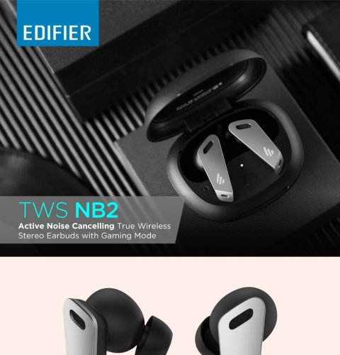 Edifier TWS NB2 ANC Wireless Earbuds