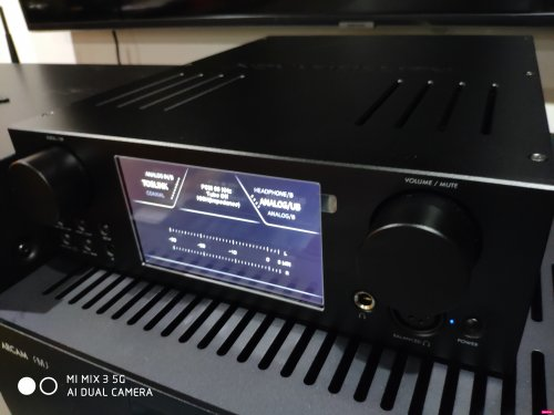 Nova Fidelity HA500H Dac/Amp