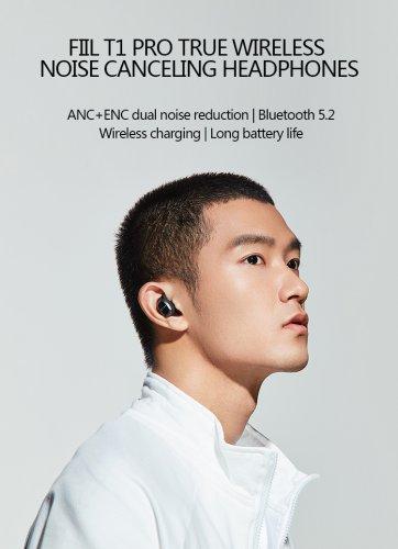 FIIL T1 Pro BT5.2 IPX5 ANC TWS