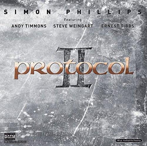 Simon Phillips - Simon Phillips - Protocol II.jpg