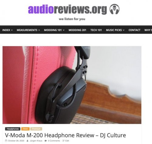 V-Moda M-200 Headphone Review - DJ Culture • Audio Reviews.jpg