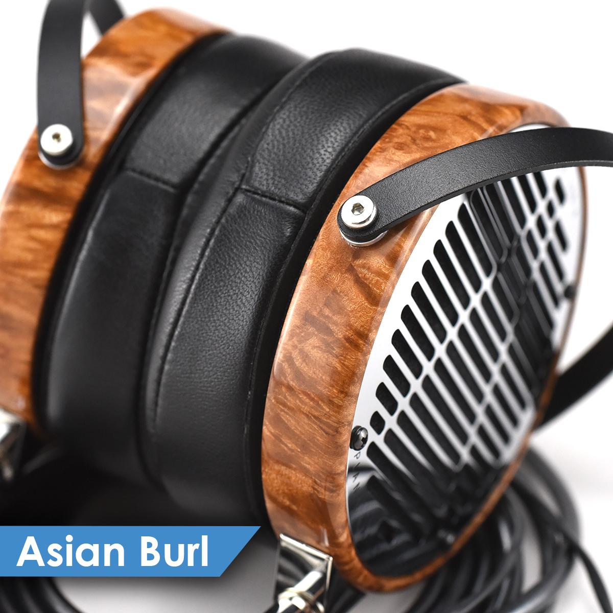 Audeze LCD-4 Asian-Burl
