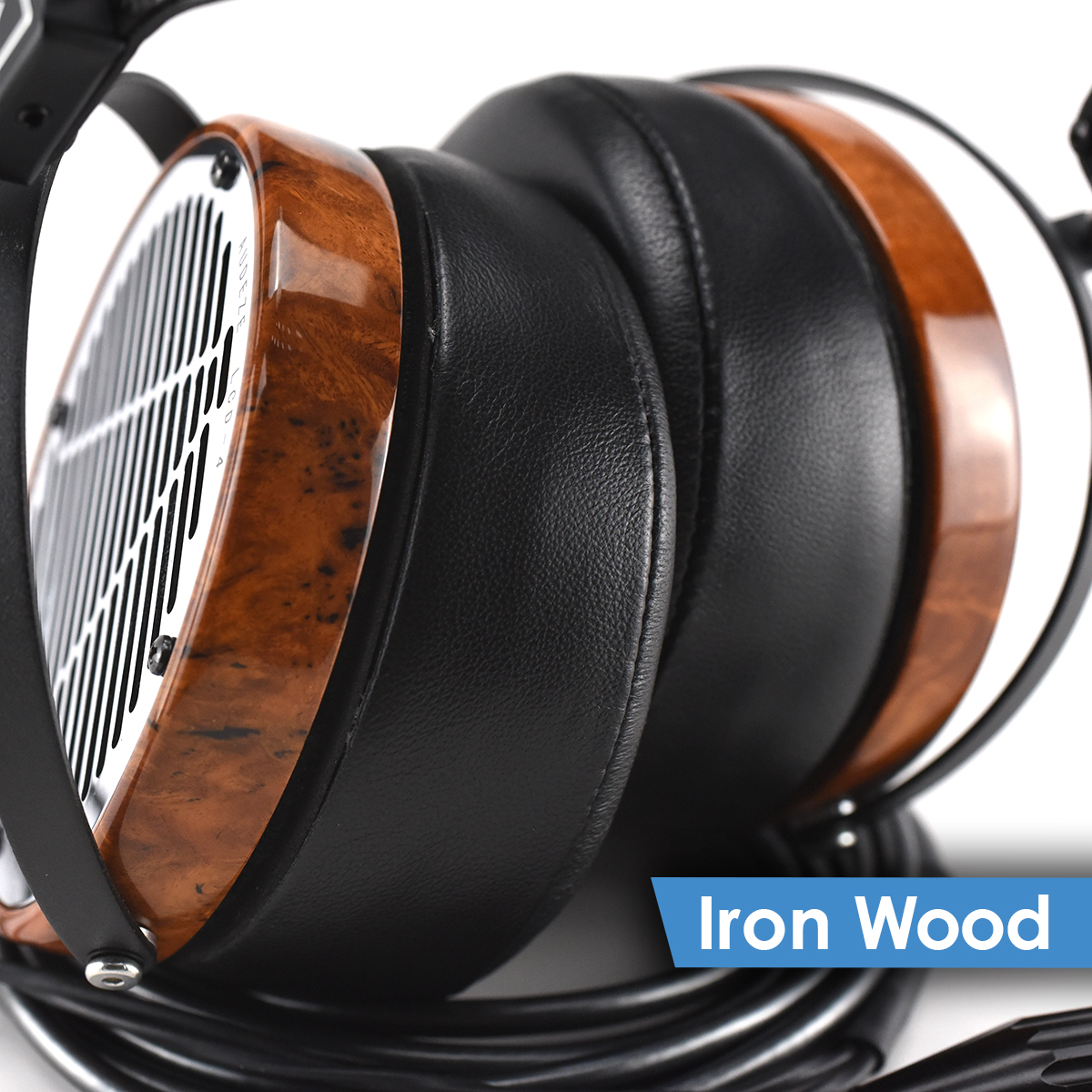 Audeze LCD-4 Iron Wood