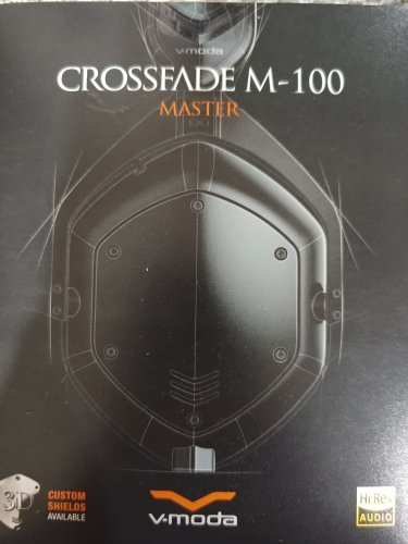 V-Moda Crossfade M100 Master