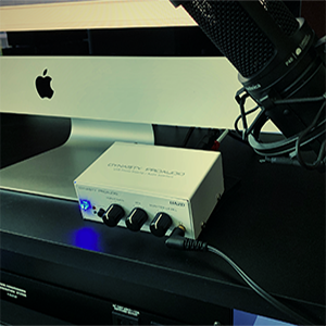 DYNASTY PROAUDIO UA2D USB Phono Preamp and Audio interface