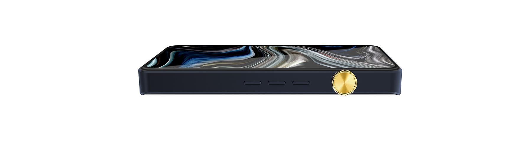 iBasso Audio DX300 Side Profile