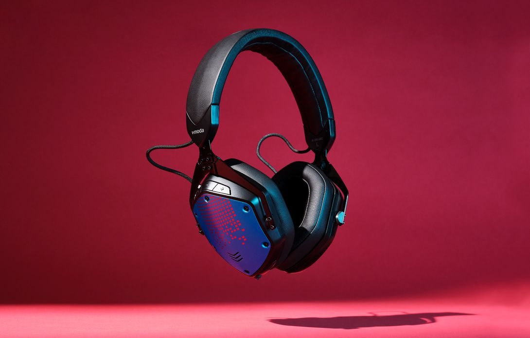 V-MODA Unveils M-200 ANC, Its First Bluetooth Active Noise Cancelling Headphone