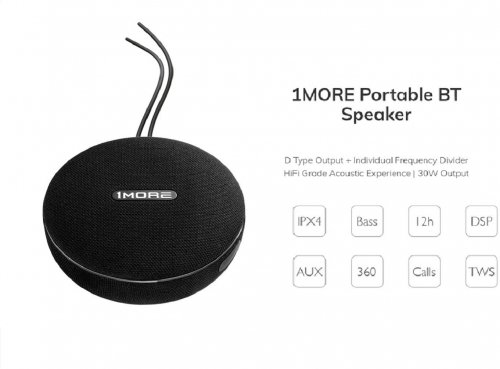 1More Bluetooth Speaker