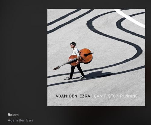 Can't Stop Running : Adam Ben Ezra – TIDAL 2021-01-13 18-53-41.png