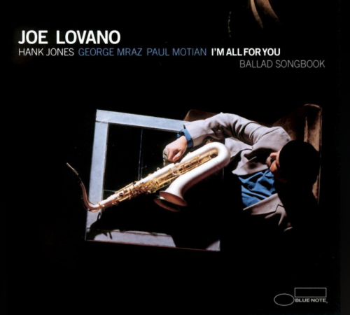 I'm All For You (Ballad Songbook) : Joe Lovano – TIDAL 2021-01-15 09-01-20.png
