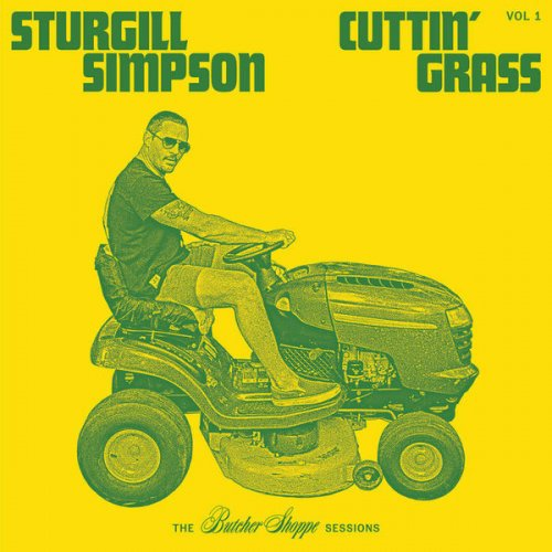 Cuttin' Grass-Sturgill Simpson.jpg