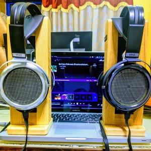 STAX SR-009 OG and 009BK